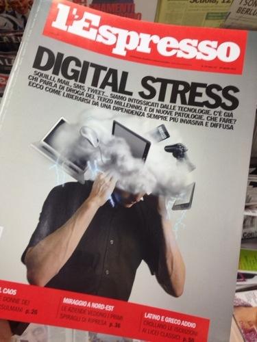 Stressati digitali