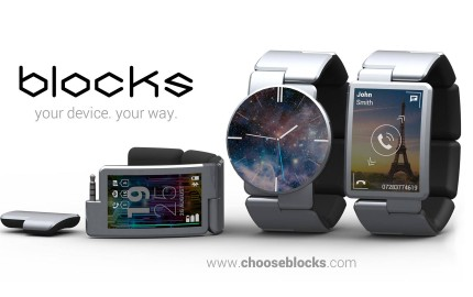 chooseblocks smartwatch componibile